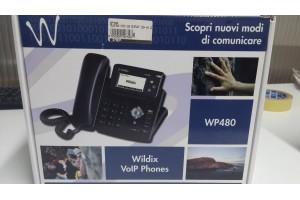 Wildix Telefono voip WP480     nuovo Potenza