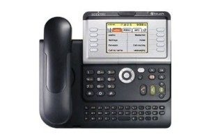 Alcatel Telefono digitale 4068 IP rigenerato Milano