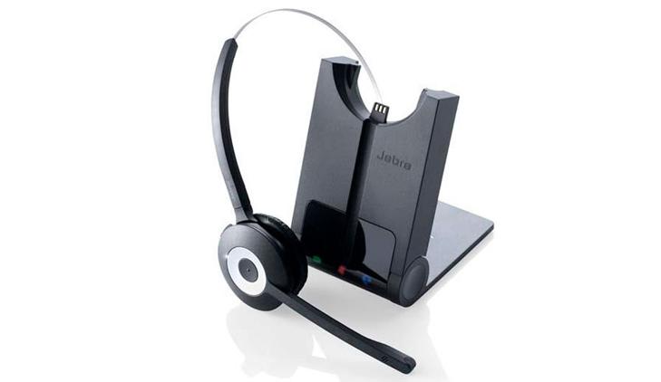 ... fissa (Jabra PRO920) o per telefonia IP (PRO930) · Serie Jabra PRO900 - cuffie  wireless professionali 0b0da527d8ce